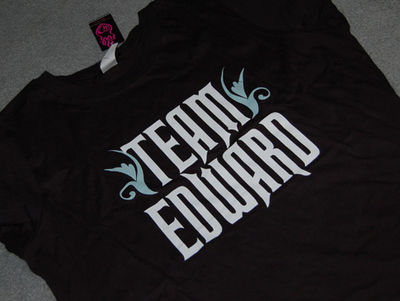 Team edward tshirt