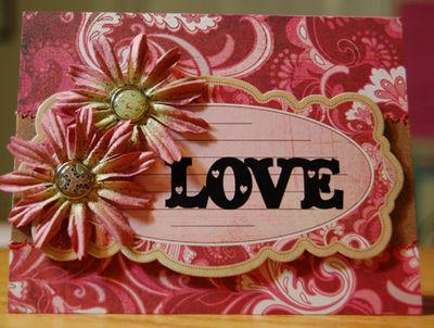 BG pink LOVE