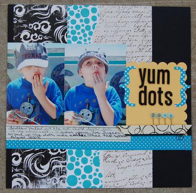 Yum dots