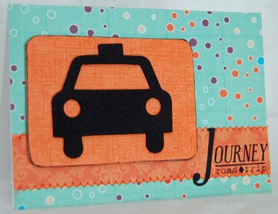 Journey road trip
