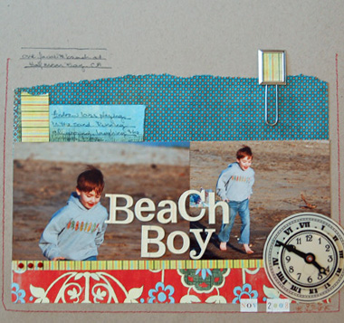 Beach boy feb09