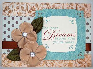 The best dreams April09