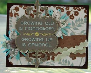 Growing up is optional May09
