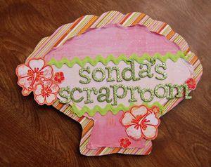 Sonda's scraproom shell