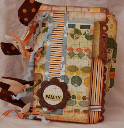 Family mixed book