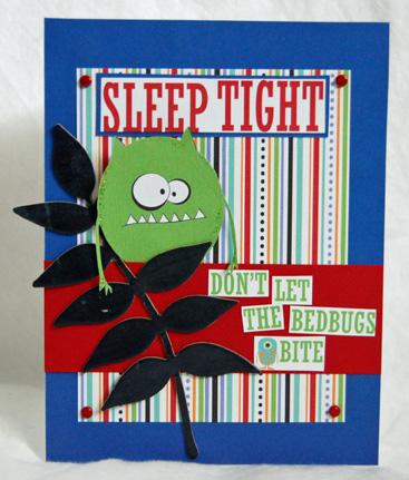 Sleep tight April09