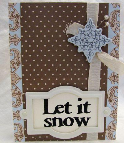 Let it snow march10