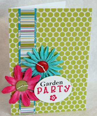 Garden party April 10