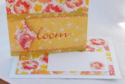 June 2010 bloom with envelope