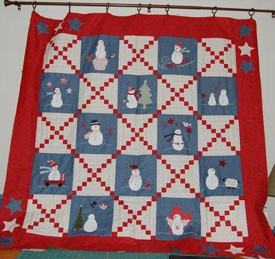 Snowbound quilt