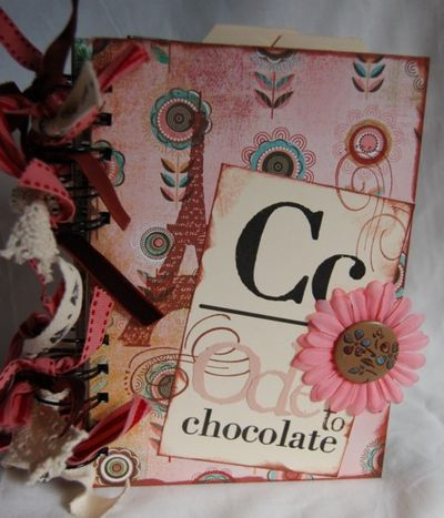 Ode to chocolate cj