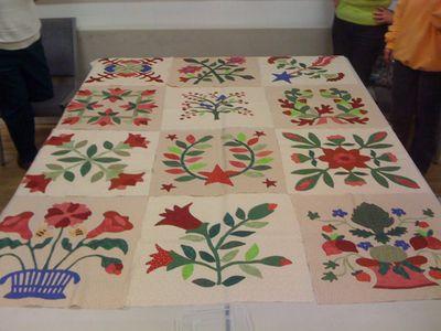 Joyces quilt