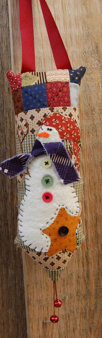 Jo snowman door hanger