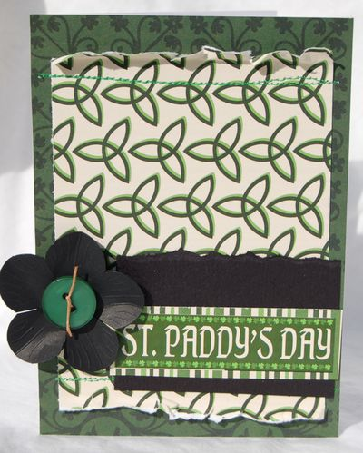 St paddy's day march11