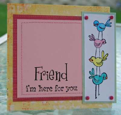 Friend im here for you Aug09