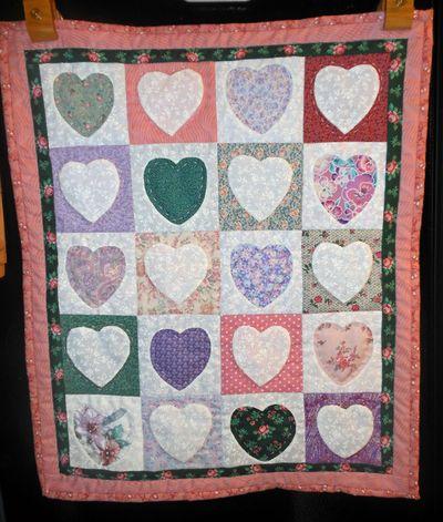 Grandma's hearts