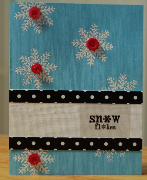 Boxer snowflakes