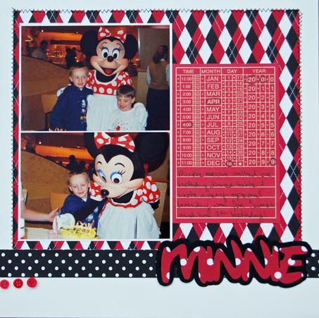 Minnie Aug09
