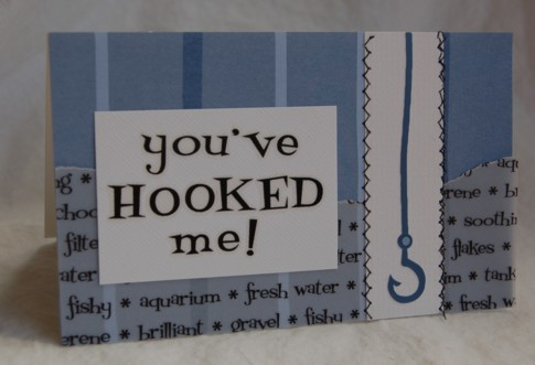 You've hooked me boxer card