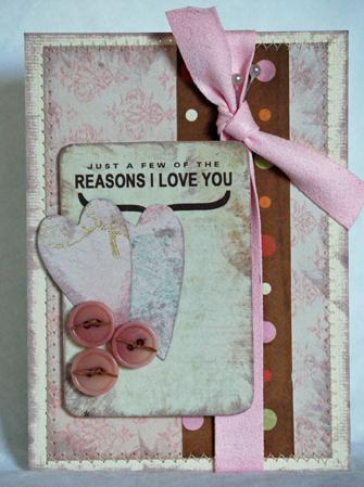 Reasons I love you April09