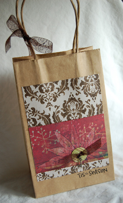 Tis the season gift bag