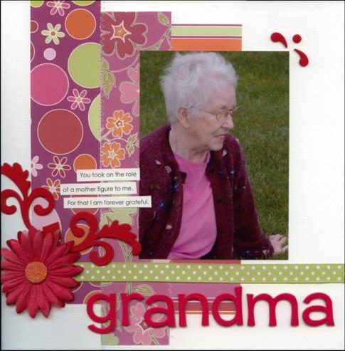 Grandma CCD