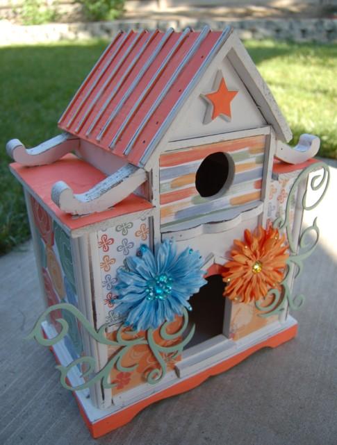 My favorite birdhouse!!