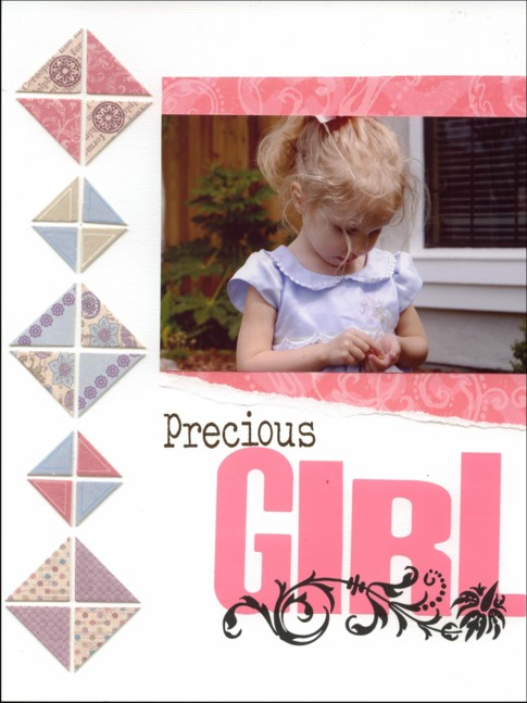 Precious girl