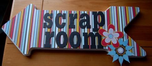 Scraproom Arrow