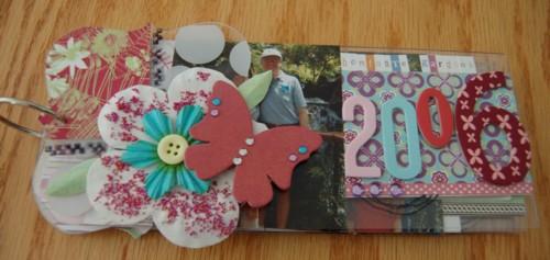 Bonafonte Gardens acrylic album