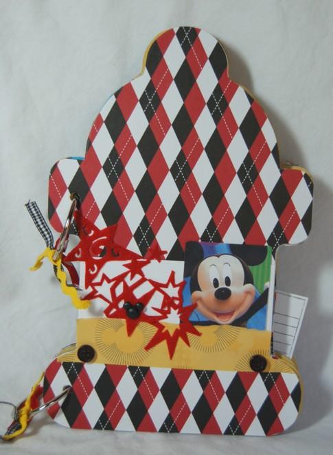 Mickey's fire hydrant album