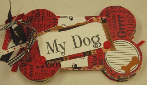 My Dog dogbone album