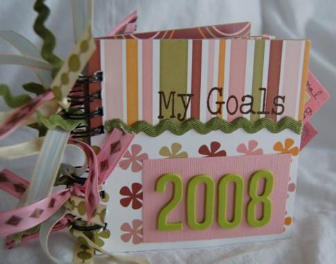 My goals 2008
