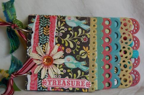Treasure mini album