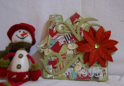 Snowman joy house siwl